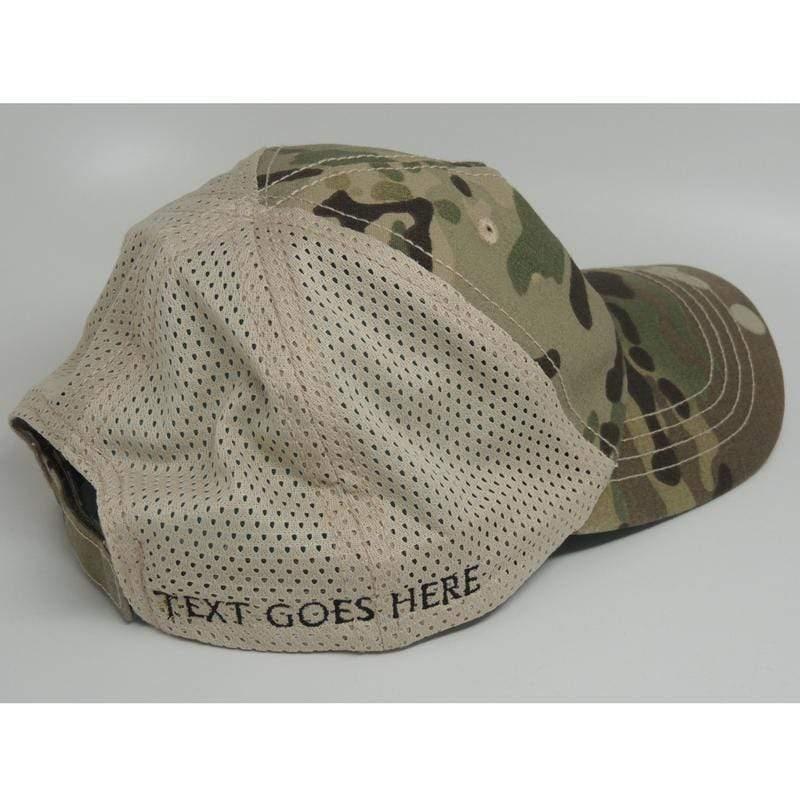 3rd Infantry Multicam Mesh Back Hat