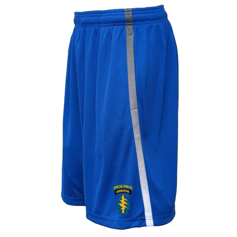Special Forces Airborne Tab Performance Shorts