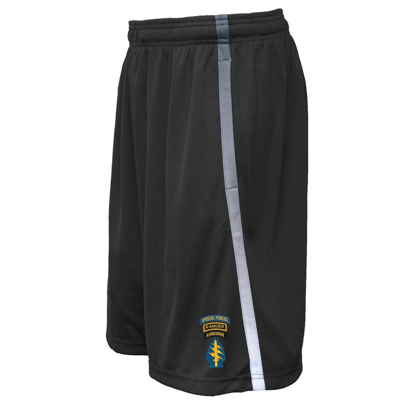 Special Forces Ranger Airborne Tab Performance Shorts