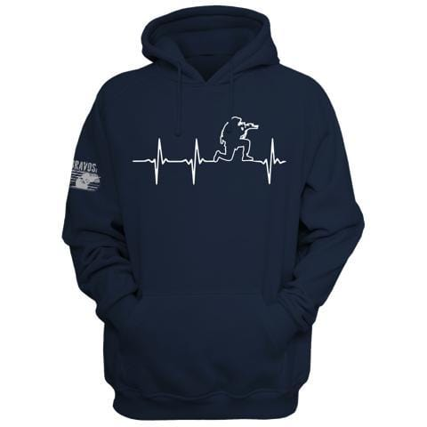 Tactical at Heart Hoodie