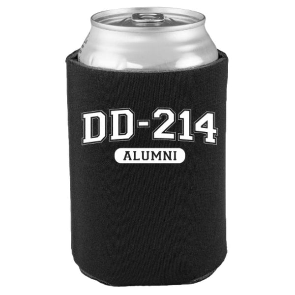 DD-214 Can Cooler