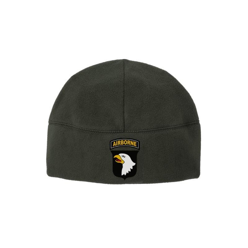 101st Airborne Soft Fleece Beanie