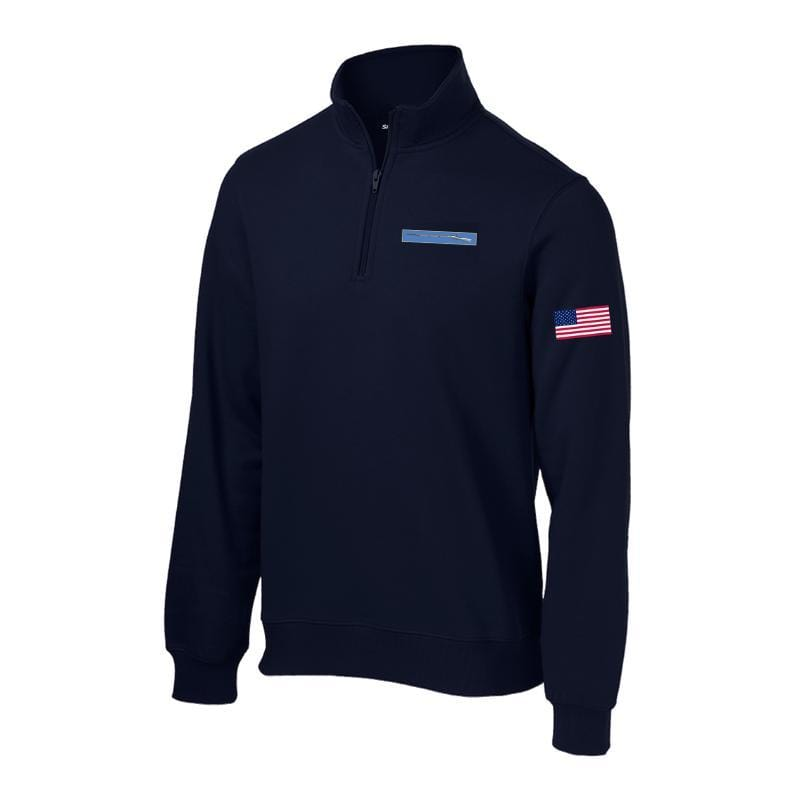 EIB 1/4 Zip Sweatshirt