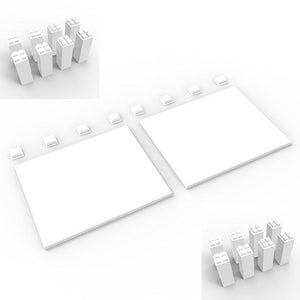 Sky Shelves - Magnetize Me - 2Pack Kit