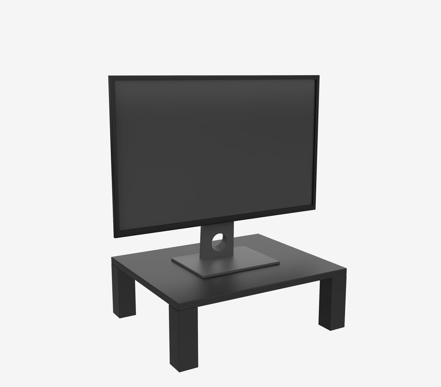 Rect. A with 4 legs -  Great Monitor Stand