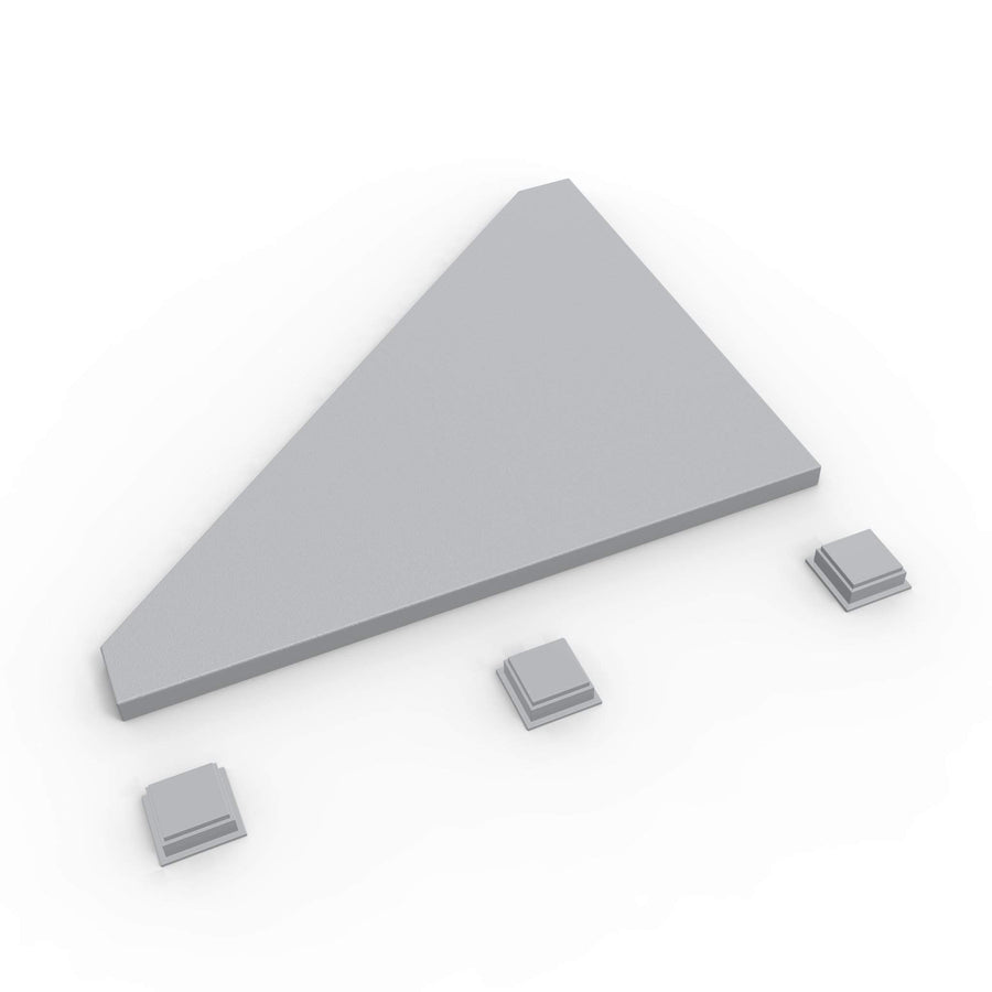 Magnetize Me Shelf - Triangle Right (4 items)