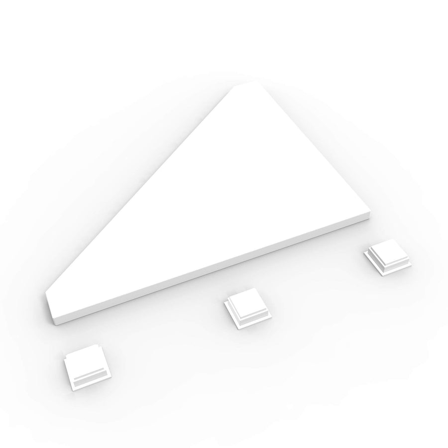 Simply Shelves - Triangle Right (4 items)