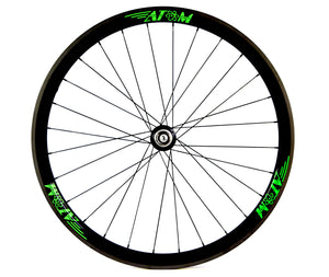 CR-38mm Road Wheels Clincher