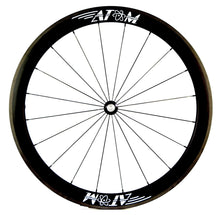 Triathlon Wheels Mixed set 50mm front 85mm rear.