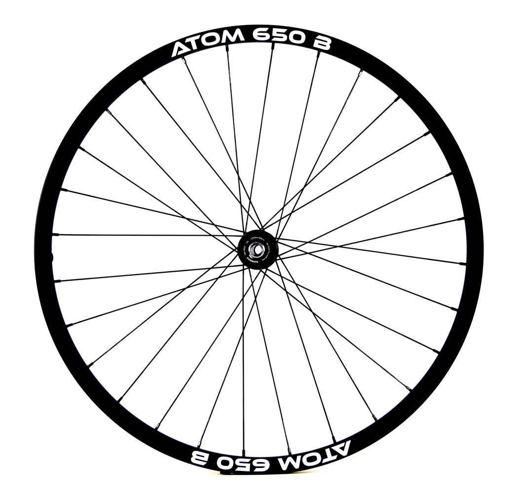 650 B CX / Gravel Carbon Wheels (Disc)