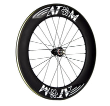 Triathlon Wheels Mixed set 60mm front 85mm rear.