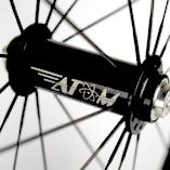 CR-50mm Road Wheels Clincher