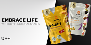 Embrace Life With Our Functional Snacks