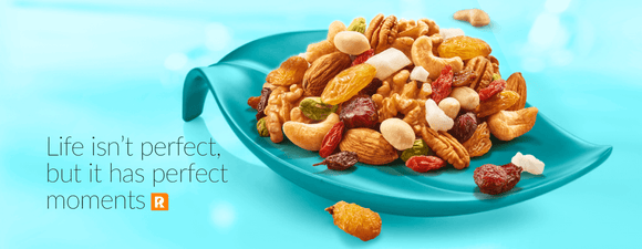 Al Rifai Dried Fruits Mix Premium Fruity - The Best Lebanese Nuts and Kernels