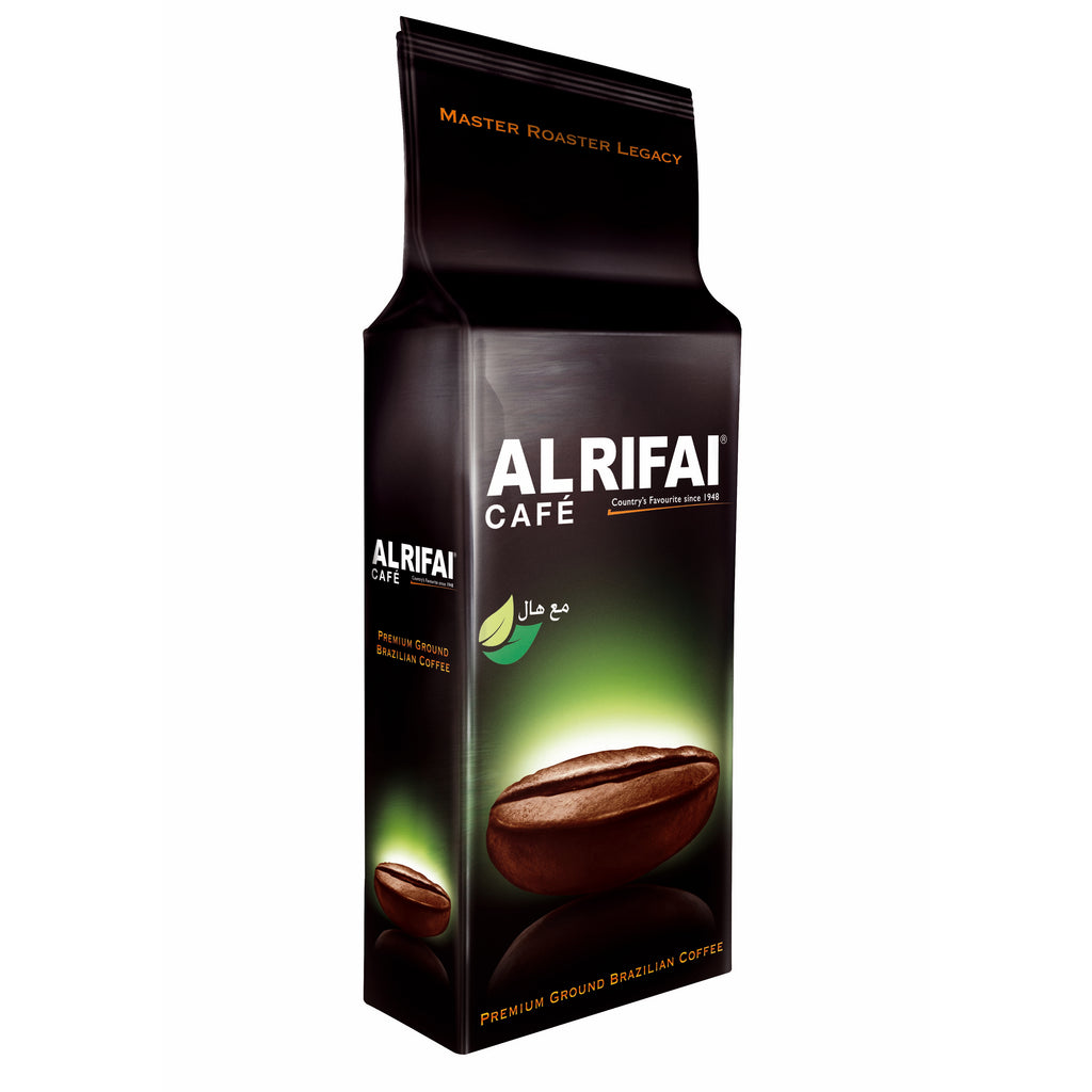 Coffee Beans Online >> Al Rifai Brazilian Coffee With Cardamom