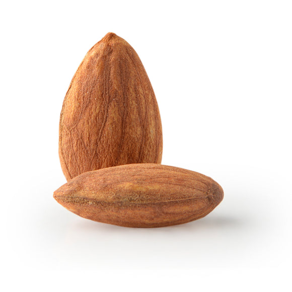 Almonds Dry Roasted Unsalted
