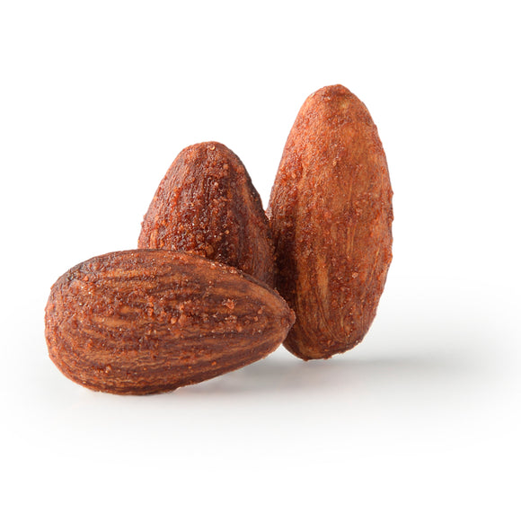 Al Rifai Hot Almonds, the best Lebanese nuts and kernels