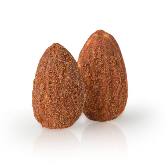 Al Rifai Smoked Almonds, the best Lebanese nuts and kernels.