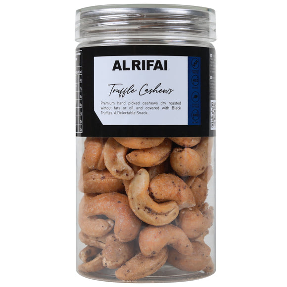 Al Rifai Cashews Truffle  - Black Edition