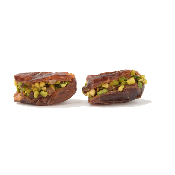 Dates Filled with Pistachios & Mandarin