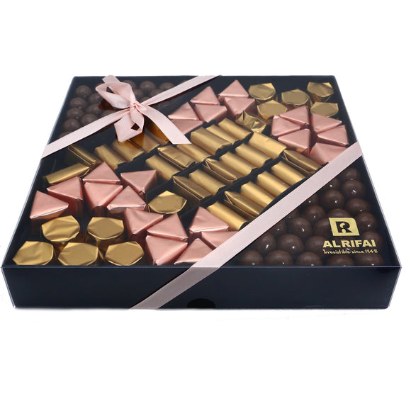 Al Rifai Diamond Chocolate Box