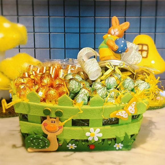 Al Rifai Green Easter Baskets