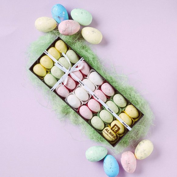 Easter Egg Marzipan