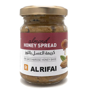 Al Rifai Almond honey spread