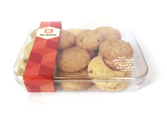 Almonds & Oat Cookies 380g (0.83lb)