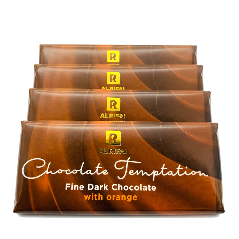 Al Rifai Dark Orange Chocolate Bar