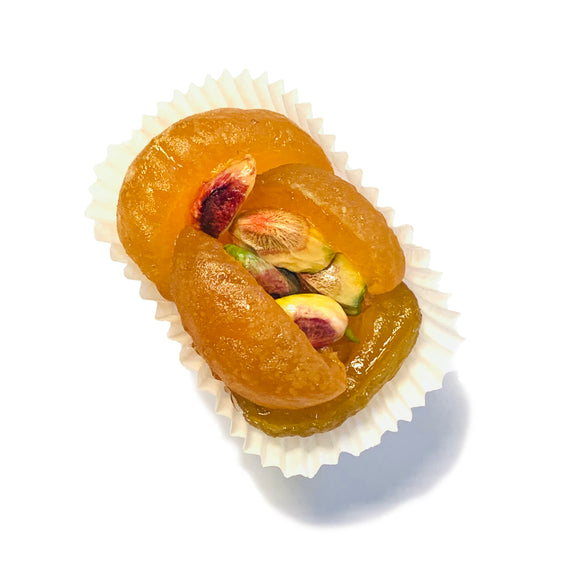 Al Rifai Candied Apricot Filled With Pistachios