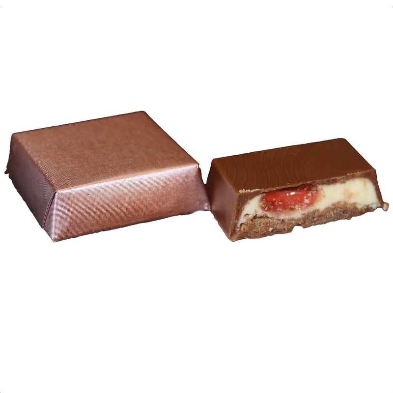 Al Rifai Cheesecake Strawberry Chocolates