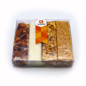 Al Rifai Sweet Bar + Almonds