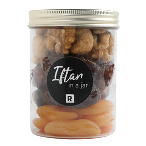 Al Rifai Fruits in a jar