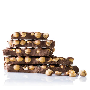 ALRIFAI Milk Chocolate Hazelnut Bar 100g