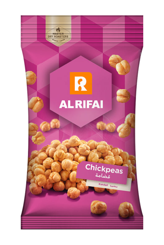 Al Rifai Yellow Chickpeas Roasted, the best Lebanese nuts and kernels