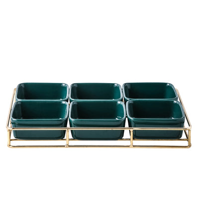 Nordic Luxury Emerald Ceramic