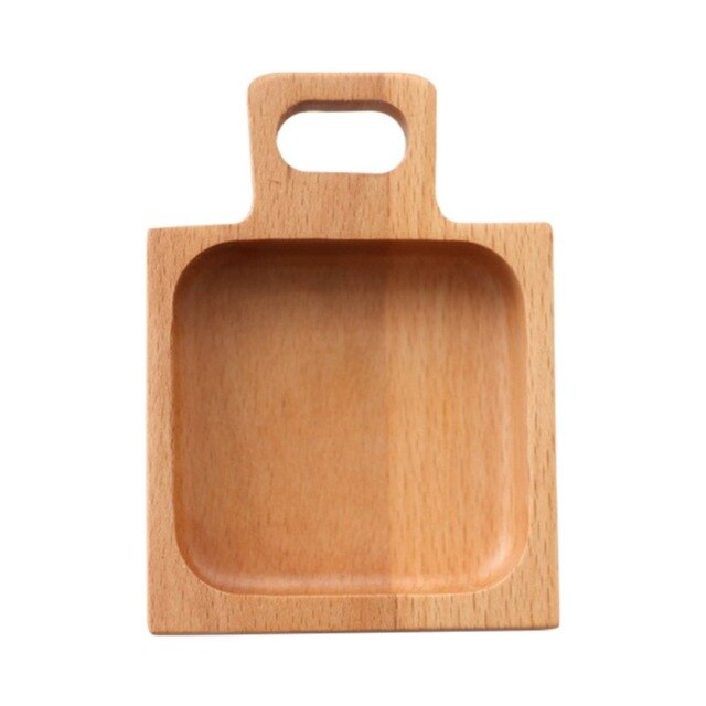 Kitchen Wooden Plates