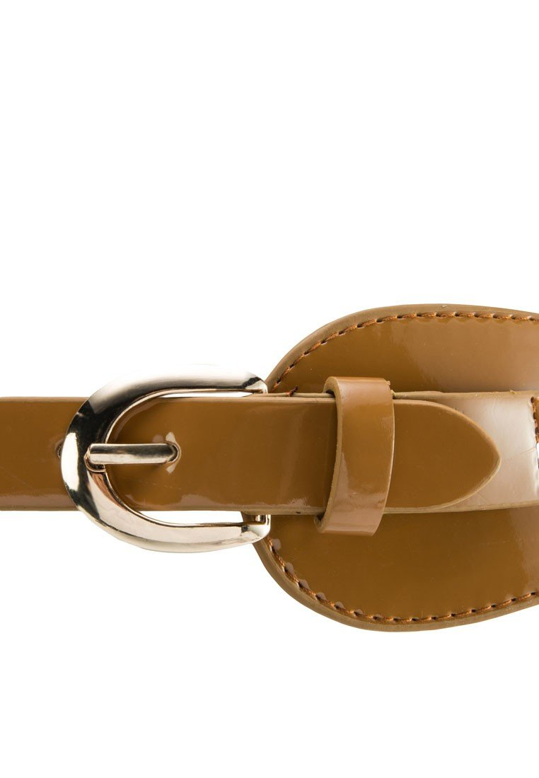 Binding Buckled Belt