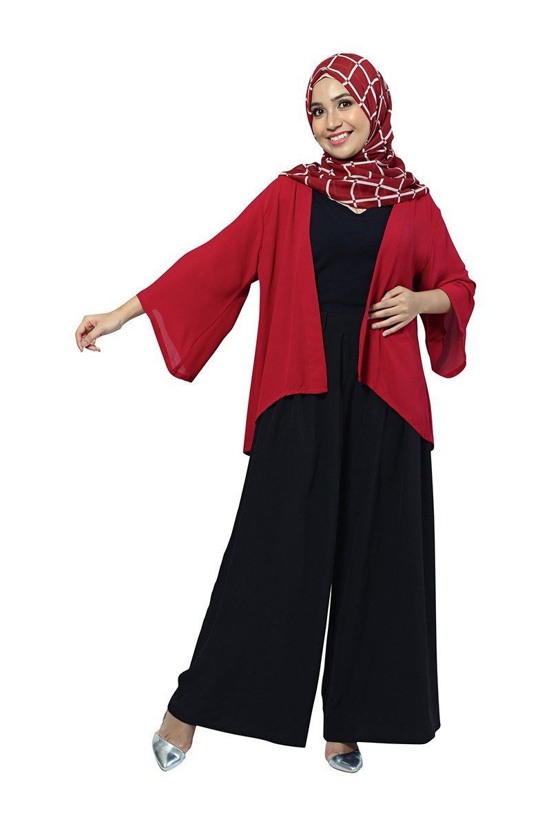 Online New Jubah Kurung Blouse Dress Shipped Free Page 3 Zolace Kemeja Row Hitam Shop At Velvet Lounge And Clear Kimono Cardigan