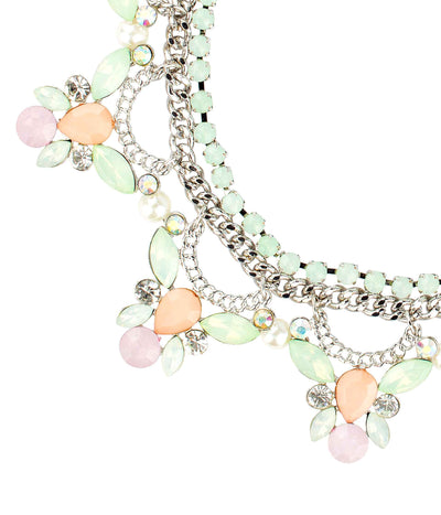 Delicate Drops Necklace Color