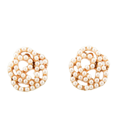 Lustrous Clusters Earrings