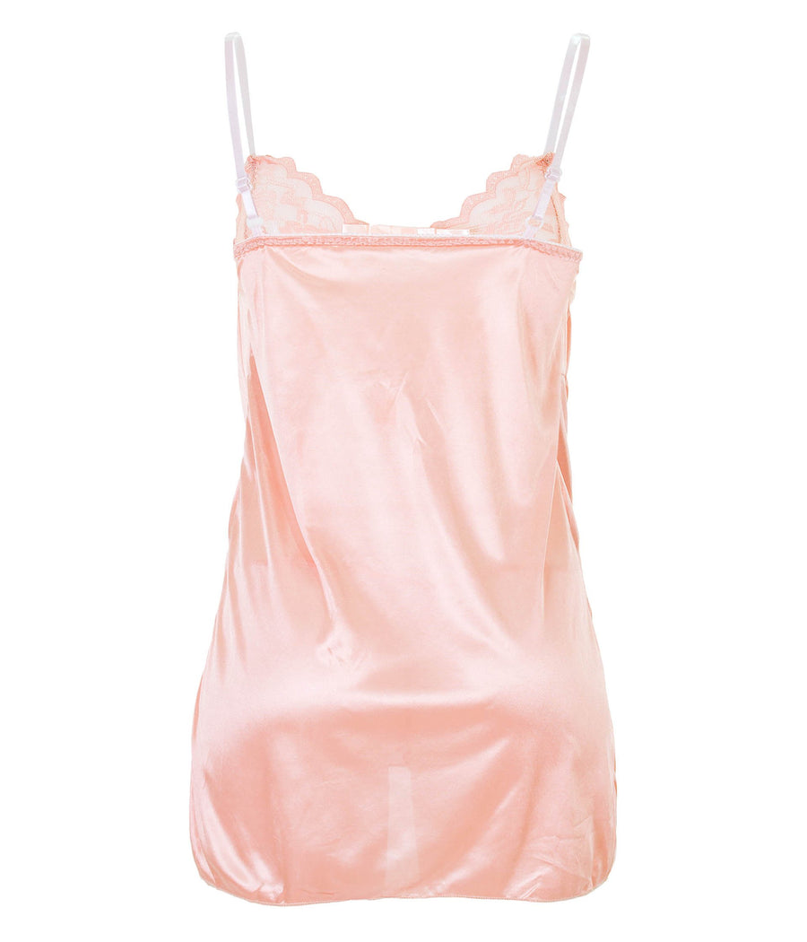Soft Kisses Chemise and G-String Set