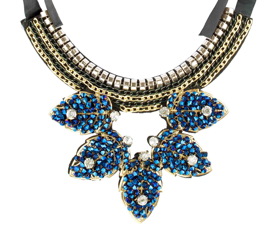 Understated Elegance Bib Necklace