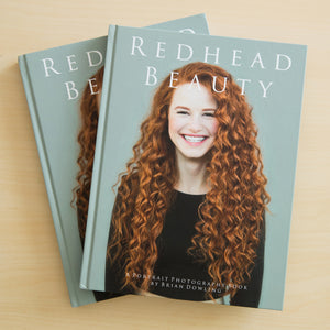 """Redhead Beauty"" Book"