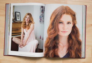 """Redhead Beauty"" Limited Edition Book"