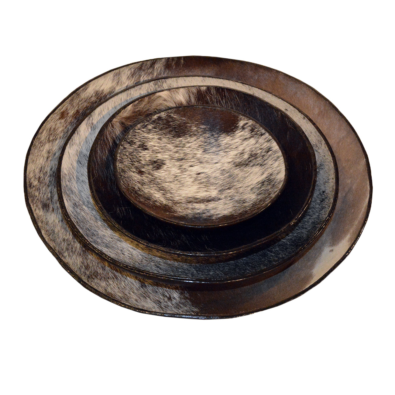 Cowhide Bowl