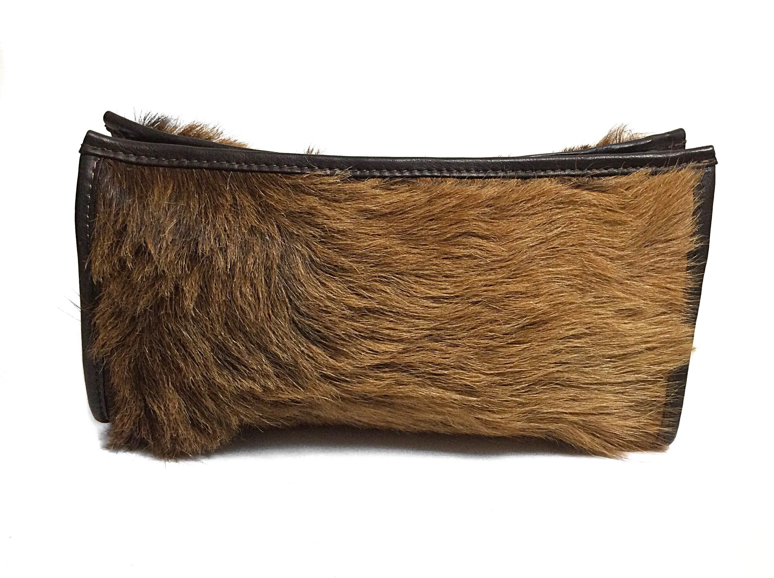 Hide Cosmetic Pouch