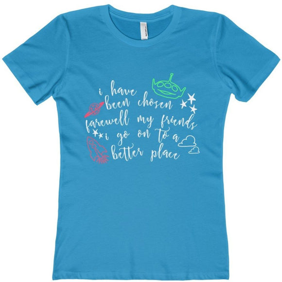 I Have Been Chosen Tee - Ladies Soft Tee