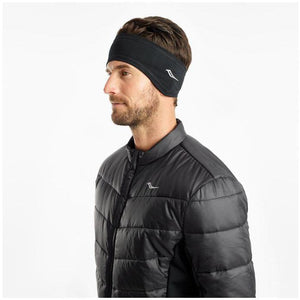 Saucony Solstice Headband Accessories Saucony Black OSFA